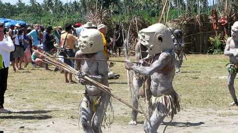 Asaro Mud Men