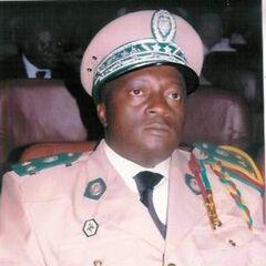 Генерал жандармерии.