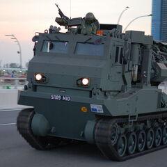 Боевая машина разминирования Trailblazer.