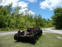 95式軽戦車パラオ