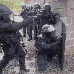 Антитеррористические учения ARW.