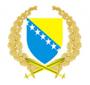 Armed Forces of Bosnia and Herzegovina Emblem