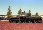 T-62 STATIC