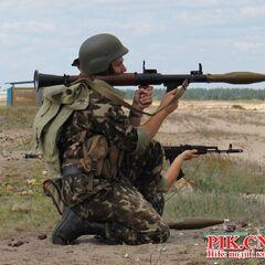 Боец батальона с <a href=
