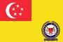 Singapore Army service flag