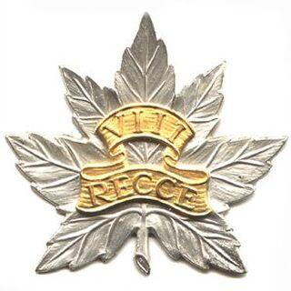 Эмблема 8-й бригады RECCES.