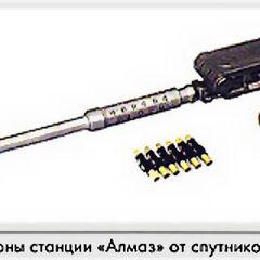 Орудие обороны станции Алмаз-3 от спутников-инспекторов.