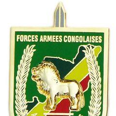 Современный знак сухопутных войск.