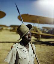 Askari, South Africa 1943