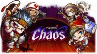 Maplestory Chaos Log-In Theme Song