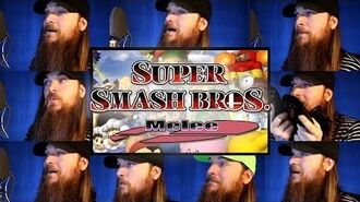 Super Smash Bros. Melee - Menu 1 Acapella