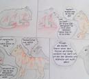 Elementary Cats/Comic