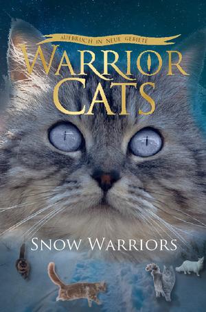 Cover *~Snow Warriors~* neu