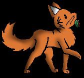 Rennender Kojote&Kräutershading2