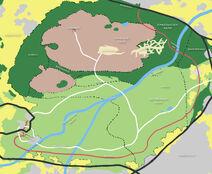Maanhart-kaart