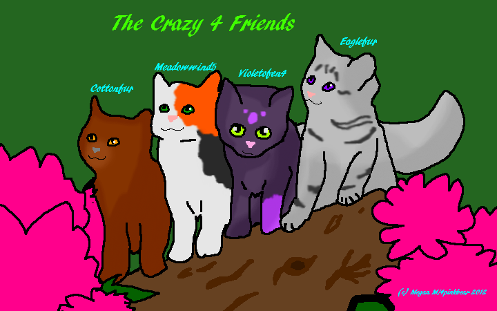 Warrior Cats Lemon Clan
