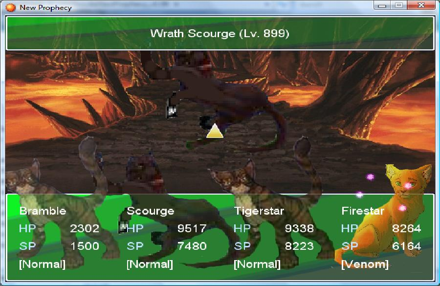 Wrath Scourge | Warrior Cats, the Game Wiki | FANDOM powered