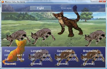 Tigerstar - Second Battle Photo