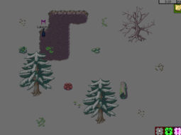 Leaf-Bare ShadowClan Territory