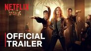 Warrior Nun Official Trailer Netflix