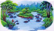 Лагерь РП Озеро Секреты племён