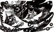 Воробушек и Ивушка Тёмная река