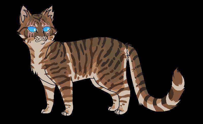 Коты Воители: Огнезвёзд (Рыжик, Огонёк ,Огнегрив) - YouTube | 489x800