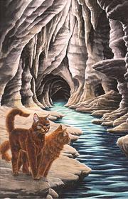 Львинолап и Вересколапка Тёмная река золото