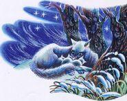 Синегривка и котята секреты племён