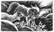 Львиносвет с мятой Верескоглазка Длинные тени