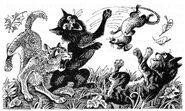 Львёнок Остролисточка и Воробушек Знак трёх