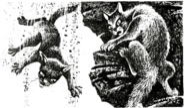 Остроглаз спасает Полыннолапку