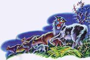 Звездный Луч уходит с племенм в изгнанние Секреты Племен