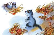 Сугробик мышь Закон племен