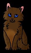 Тихонькая (котёнок)