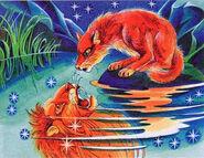 Знамение льва Секреты племён