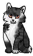 Стрекозка Котёнок