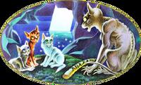 Утёс и котята Герои племён