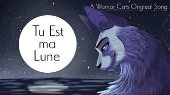 Tu es ma Lune. Silverstream