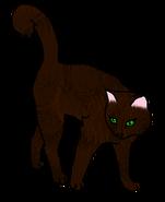Темношёрстка (воительница)