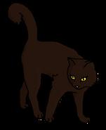 Выдрocпинка(воительница)