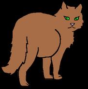Меднокрылка (королева)