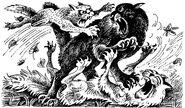 Огонёк Звездолом и Щербатая Стань диким