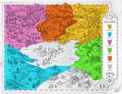 Озёрная территория новая карта Самая тёмная ночь