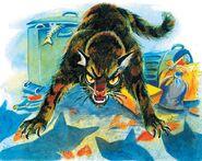 Ворчун. Битвы племён