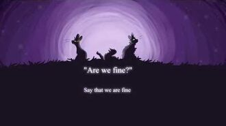 """""""Are we fine?""""- Violetpaw and Twigpaw Original Song"""