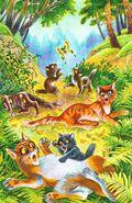 Беспечные игры Щербиночки Орешка и Калинушки Тайна Щербатой золото