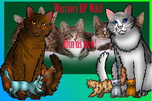 ~warriors rp~ Wiki