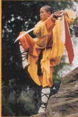 Монахи Шаолінь