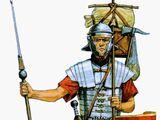 Римські легіонери